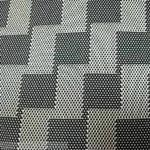 Nylon Jacquard Fabric with TPE/TPU Backing, Strong Enough for Digital Camera and Computer Bags