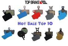 Top 10 best-selling disc brake pad for MTB bicycle e-bike Taiwan
