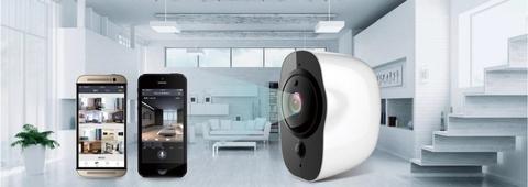 Smart HD Battery IP Camera