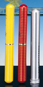 Aluminum Tube/Can, Cigar Tube
