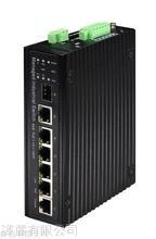 4GE POE+1GE PD+1 SFP Managed DIN Rail Ethernet Switch