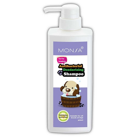 Antibacterial deodorant protection scouring (all dog,cat )