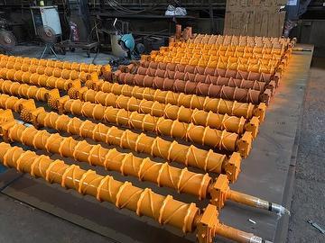 Screening Coal Roller, Mining Machinery