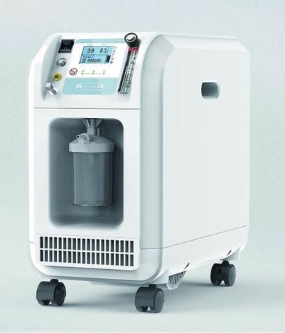 Mobile ICU Ventilator