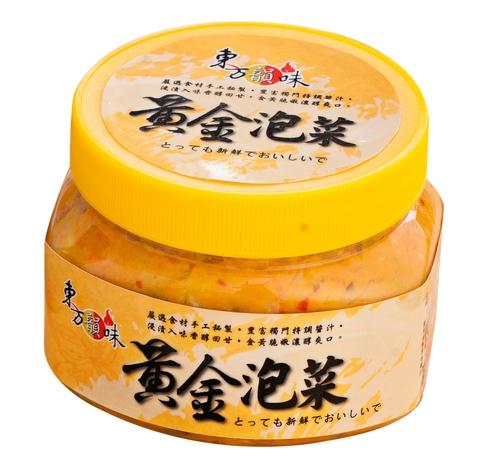 東方韻味極鮮泡菜系列-黃金泡菜(辣味)