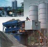 ConTop Series Mobile Concrete Batching Plant