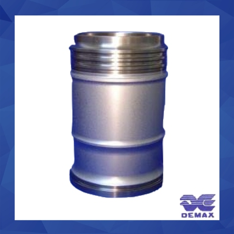Cylinder liner made by Demax, for better oil control and long service life