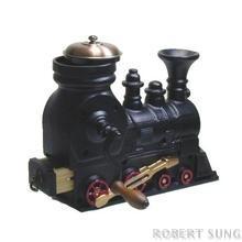 Train shape Coffee mill
