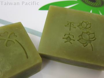 Herbal handmade soap