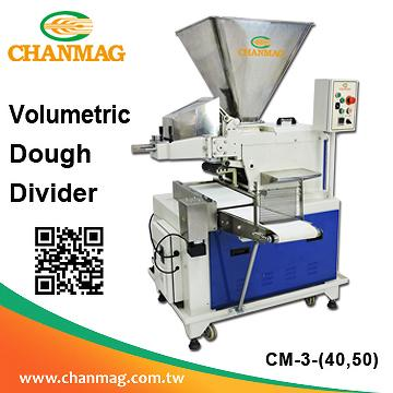 Volumetric Dough Divider (Chanmag Bakery Machine)