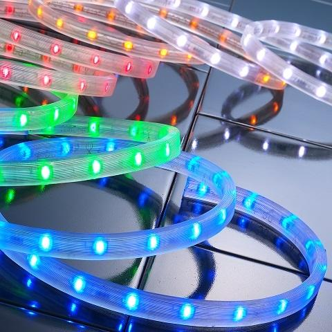 IP67 Energy Saving 24V Day White Light Strip