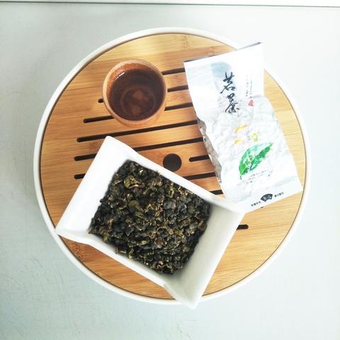 Dong Ding Oolong Tea 05
