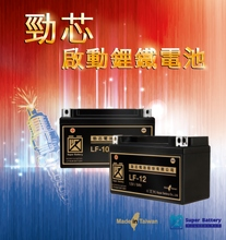 LITHIUM  BATTERY LF-12