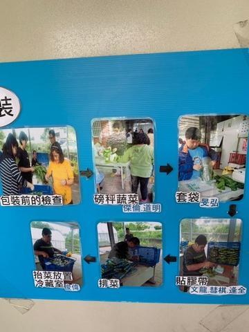 Love Share Vegetables