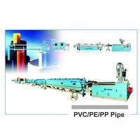 PVC Pipe Machine Line