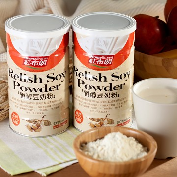 HOME BROWN Relish Soybean Milk Powder