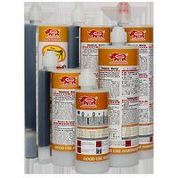 接着剤締結具、留め具樹脂、スチレン - フリービニルエステルアンカー