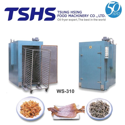 High Working Industrial Box Type Vegetable Drying Plant
