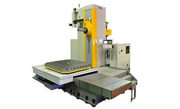 Moving Column Type Horizontal Boring and Milling Machine