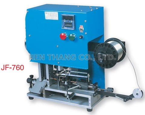 JF-760 Jumper Wire Forming Machine(No Waste)