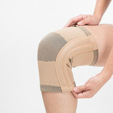 EASY WARM KNEE SUPPORT WITH SPIRAL STAYS