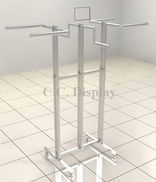 Display Rack  Six Way Rack