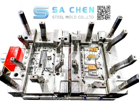 Precision Injection Mold/Mould
