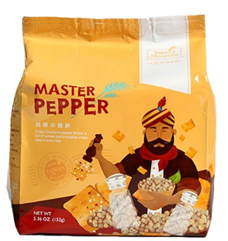 Master Pepper Cracker