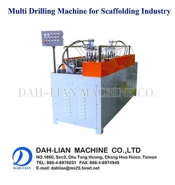 Multi Drilling Machine for scaffolding industry