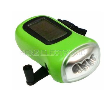 Solar/Hand Crank LED Light