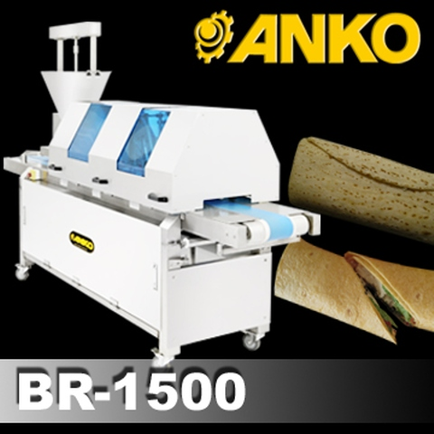 Automatic Burrito Wrapping Machine(Burrito, Anko Food Machine)