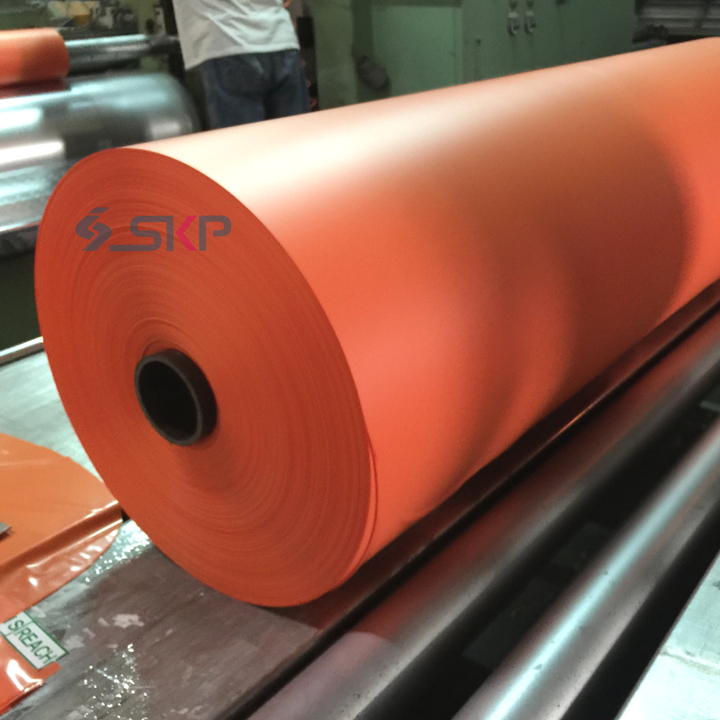 Thin Flexible Plastic Sheets Colored Pvc Sheet Rolls