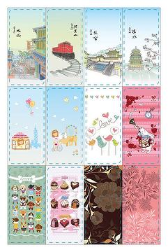 Customize Pattern Reusable Double-sided Adhesive Sticky Fixer Pad