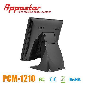 Appostar POS Monitor PCM1210 Rear View