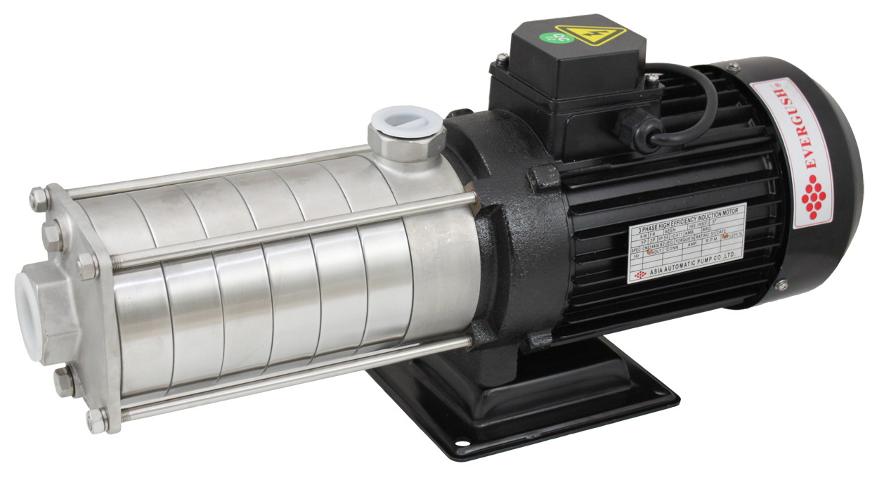Horizontal Multistage Centrifugal Pump- Asia Automatic Pump