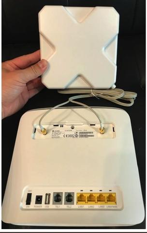 Taiwan 4G Antenna 35dbi for Huawei B315 B593 B890 B525 ZTE