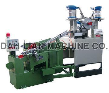 Sems Assembly Machine, screw and washer, sems assembly machine with thread rolling machine