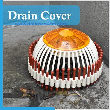 Dc D1810a New Offer Drain Holes Plastic Dome Drainage