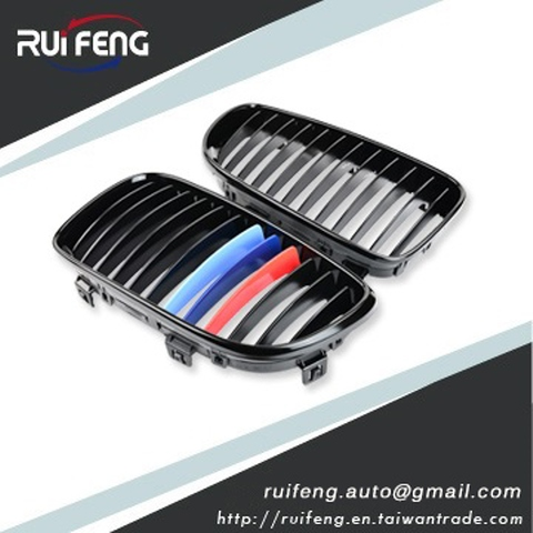Front Grille BMW 1 Series E81 E82 E87 E88 LCI  M-Color