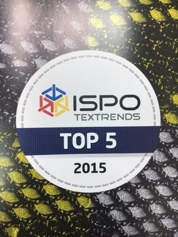 light weight & woven fabrics 2015 ISPO TOP 5