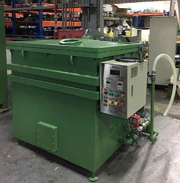 Coil Pneumatic Varnish VAT