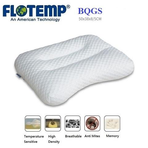 Side Sleeping Pillow : Exclusive USA foam formula.