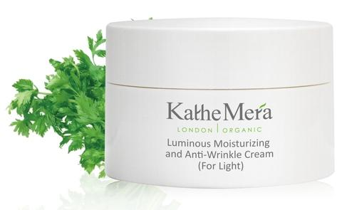 Moisturizing and Anti-Wrinkle Cream (Light)