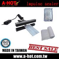 quality and quantity assured hand press mini medical sealer equipment