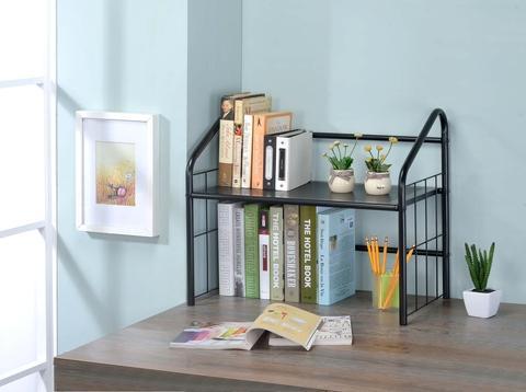二层书桌架