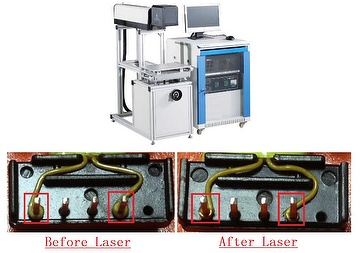 High Speed CO2 Laser Peeling machine