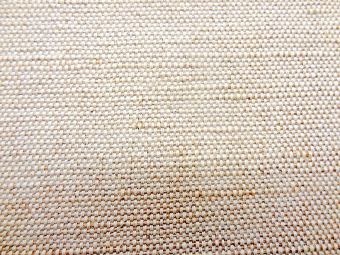 Eco-friendly R-PET & Natural Jute Woven Fabric