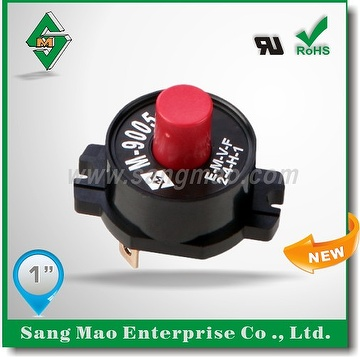 Single Phase Manual Reset Motor Protector