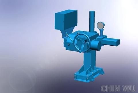 penstock operator