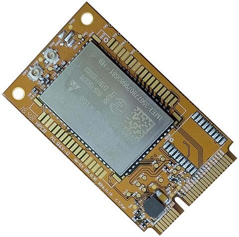 WW-4131 Gemalto-J 4G mini PCIe card support TTL, RS232